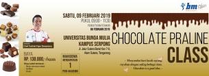 Baking Class Series: Chocolate Praline