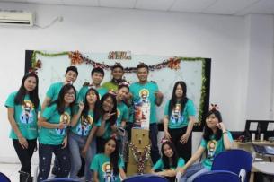 Perayaan Natal & Tahun Baru Bersama KMK UBM