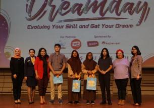 UBM DREAMDAY 2019 AJAK GENERASI MUDA MAKIN KREATIF BERKARYA
