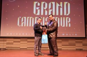 MENGINTIP ERA BISNIS DIGITAL PADA UBM  GRAND CAMPUS TOUR 2019