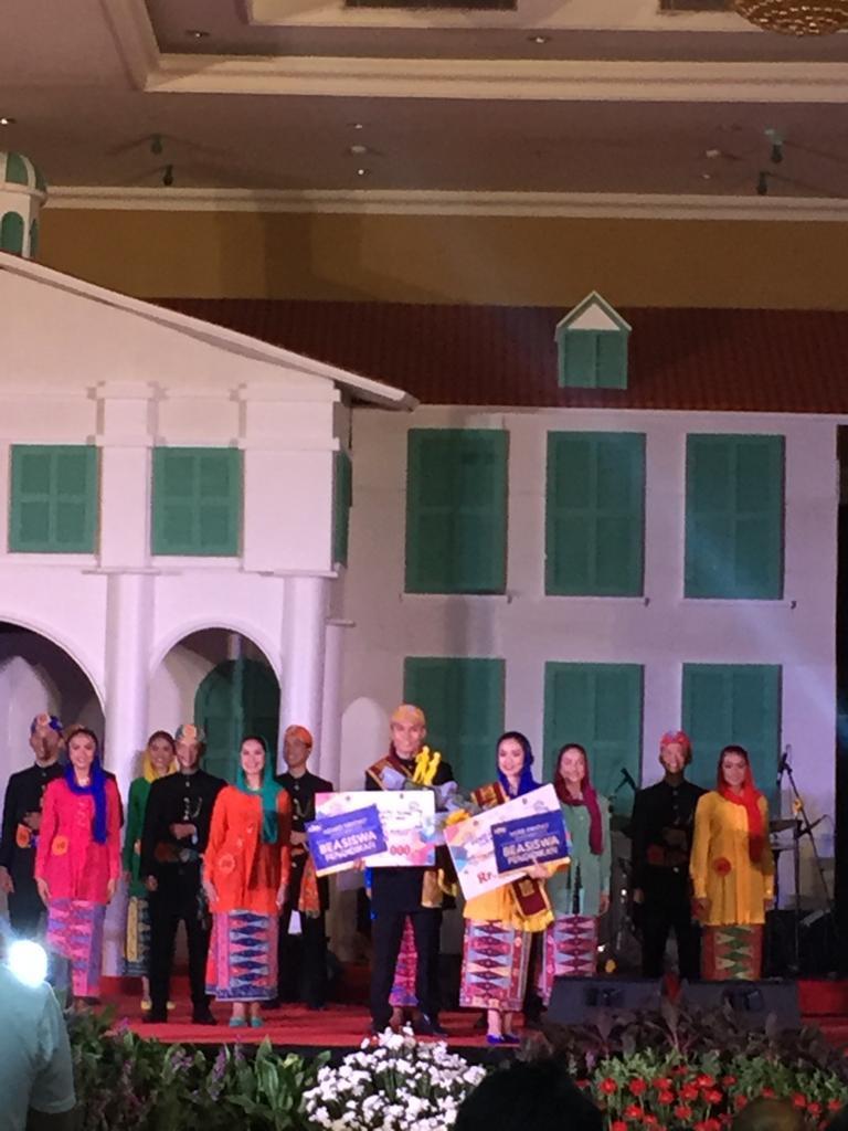 Dukungan Universitas Bunda Mulia Pada Ajang Pemilihan Abang None 2019