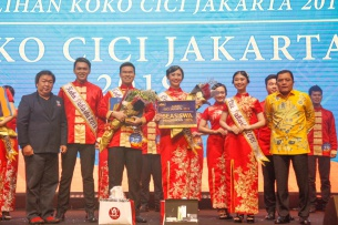 Dukungan Universitas Bunda Mulia Pada Ajang Pemilihan Koko Cici Jakarta 2019