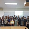 "Kuliah Tamu ""Online Teaching Video Design and Production"""