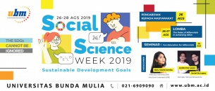 Detik-detik Menuju Kemeriahan Social Science Week 2019