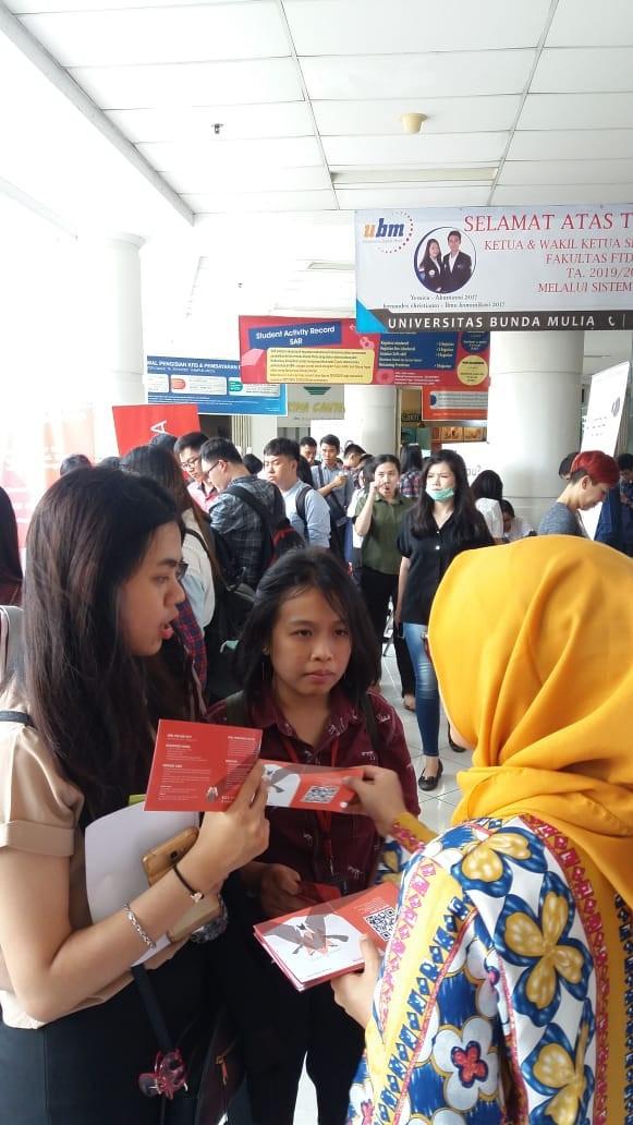 Job Fair UBM – 7 September 2019