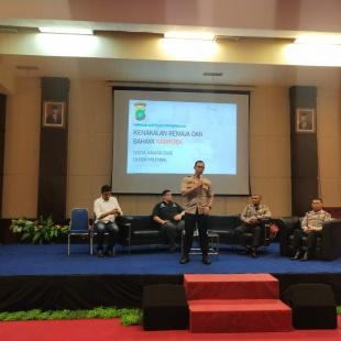 Seminar Anti Napza (Anti Narkotika)