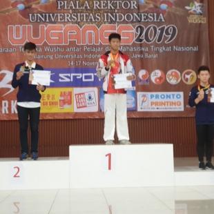 UBM Berjaya di WU Games 2019
