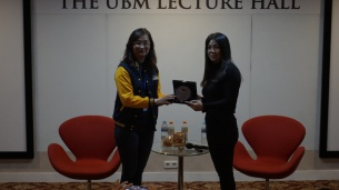 """Sharing Knowledge """"The Secrets to the Success from Marketing Perspective"""""""