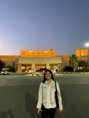 Internship Program Studi Hospitality dan Pariwisata Kampus Serpong  di Dubai
