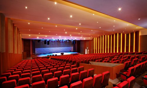 The UBM Grand Auditorium