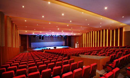 The UBM Grand Auditorium