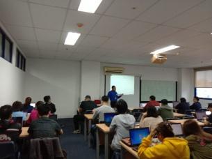Kegiatan Training Ms Word untuk Format Skripsi Mahasiswa [Batch 8]