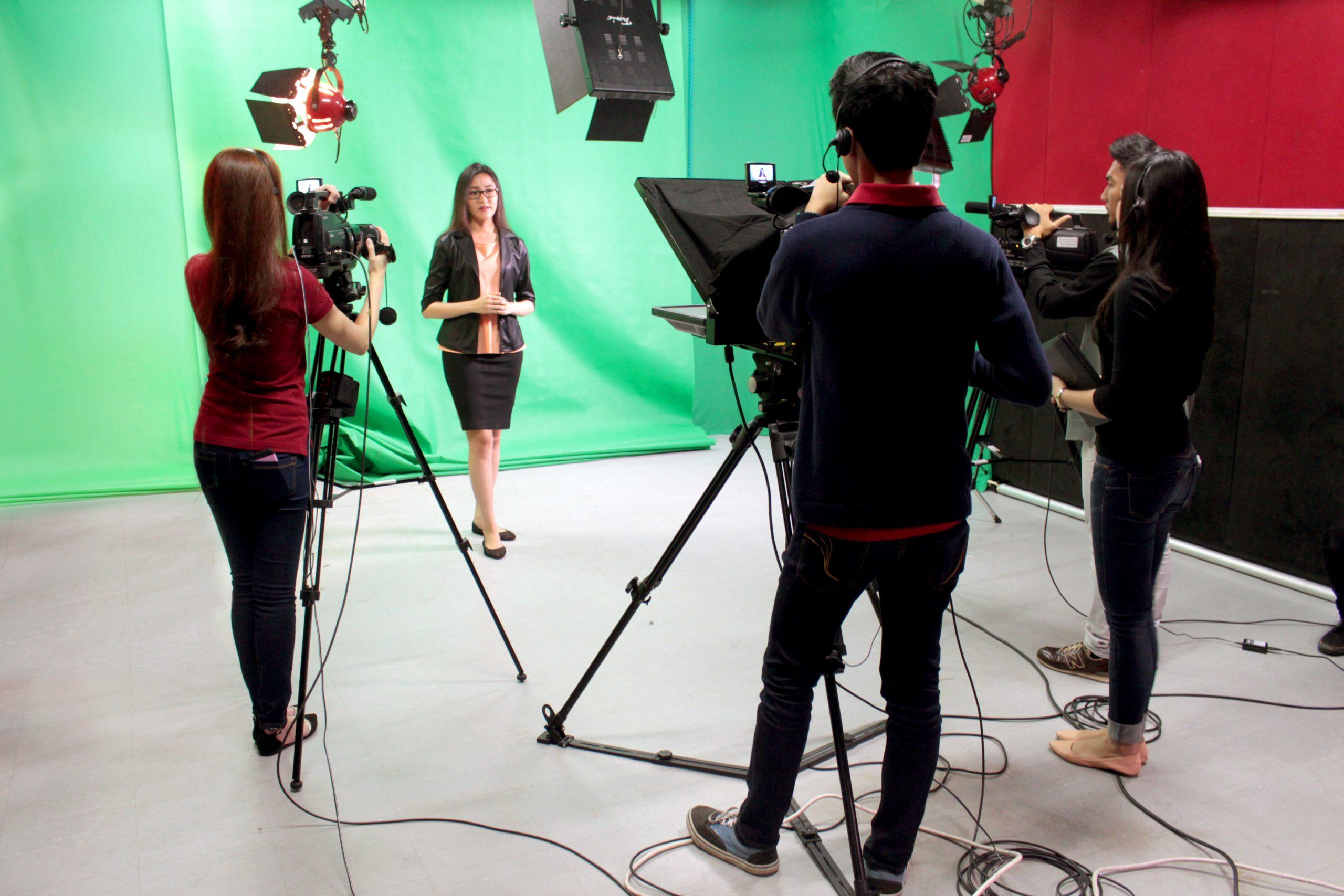 Jurusan Broadcasting UBM